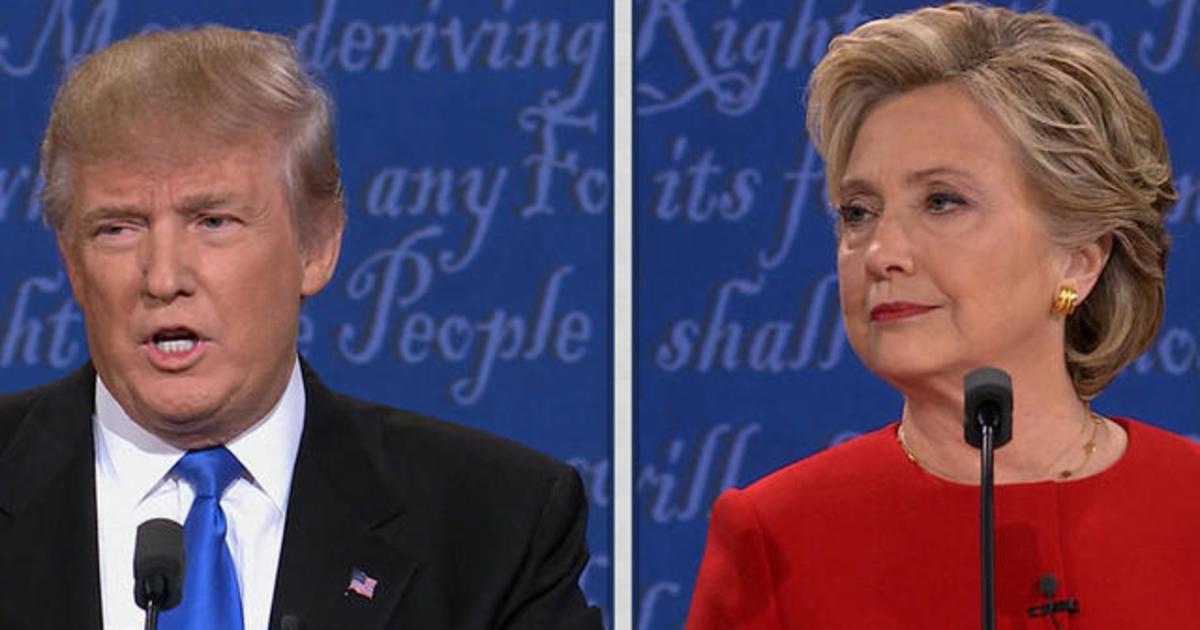 Image result for trump vs clinton