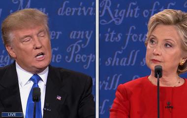 Presidential Debate Part 1: Achieving prosperity in the U.S. economy
