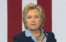 Full Video: Clinton blasts Trump for his taxes in Toledo