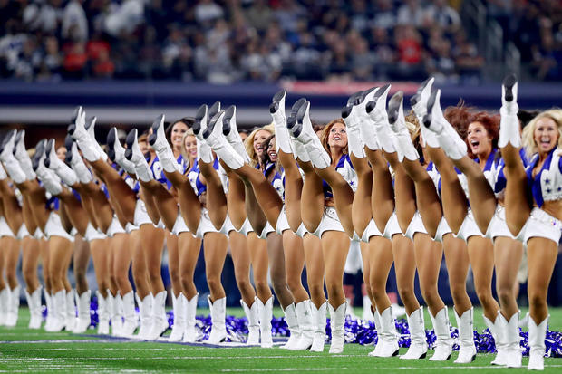 Surprising facts about NFL cheerleaders