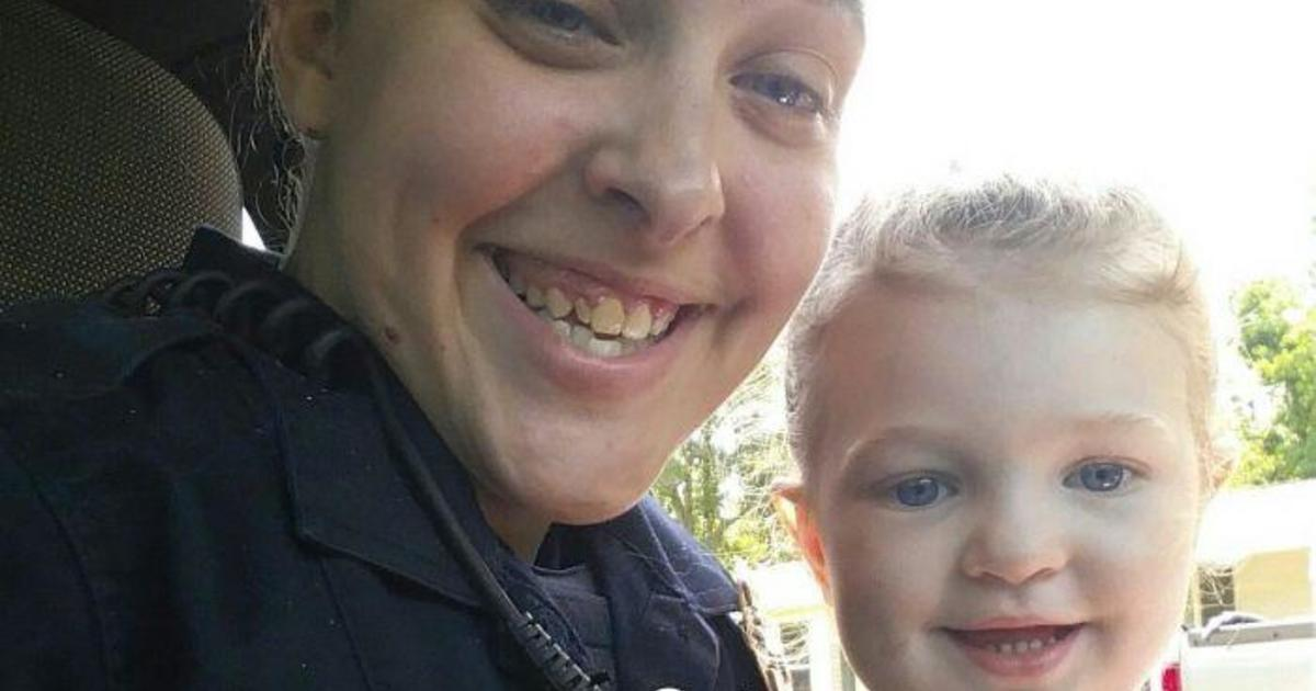 Cassie Barker, former Mississippi officer, says she had sex
