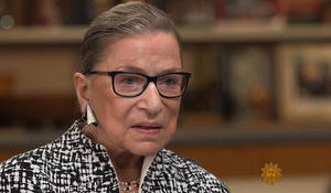 From 2016: Ruth Bader Ginsburg speaks