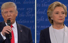 Trump, Clinton respond to Trump's lewd comments from 2005