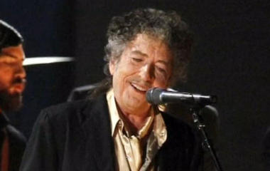 Bob Dylan awarded Nobel Literature Prize