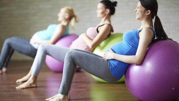 can you exercise while pregnant