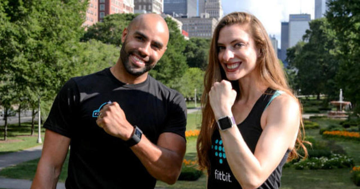 Most Accurate Fitness Tracker >> Which Fitness Tracker Is The Most Accurate Cbs News