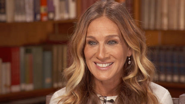 sarah jessica parker interview sex and the city in Birmingham