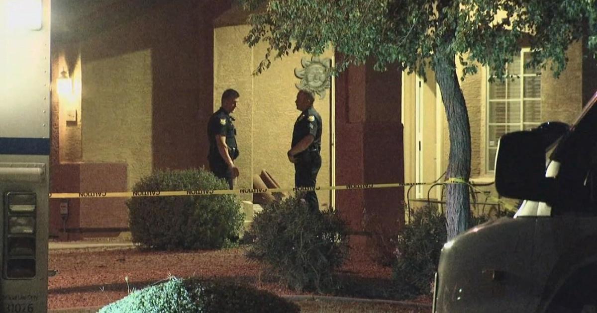 Tolleson Arizona Murder Suicide Dad Fatally Shoots