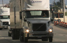 Highway crashes involving older truck drivers increase