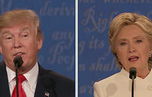 The most retweeted moments from the final debate