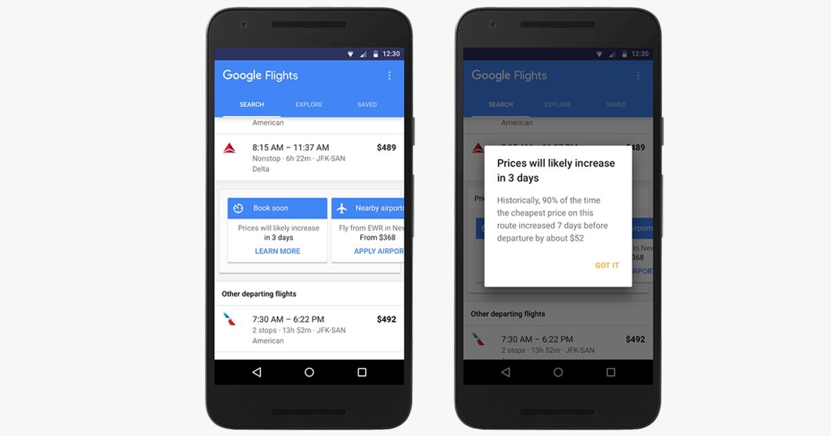 7 Google Flights tricks to help you snag a cheap flight