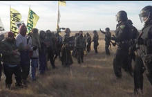 Authorities arrest North Dakota pipeline protesters