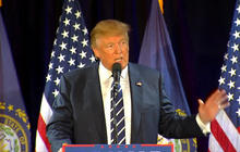 Donald Trump comments on FBI Clinton email probe