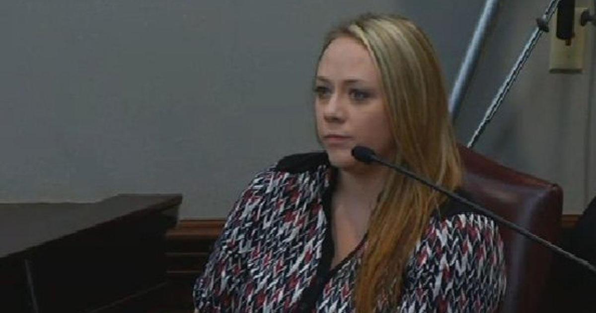 Georgia Hot Car Death Trial Ex-Wife Leanna Taylor -4668