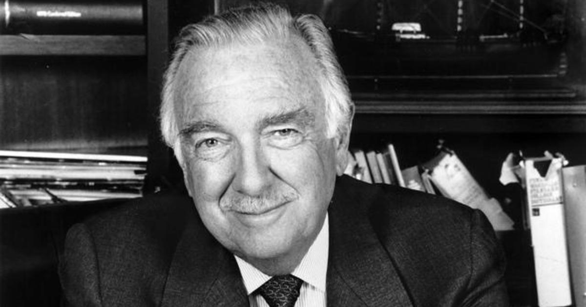 Cronkites Centennial Remembering A Great Newsman Cbs News