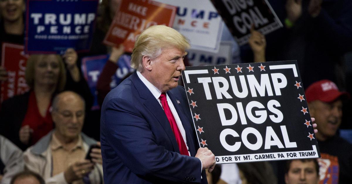Climate change denier is leading Trump's EPA transition team - CBS ...