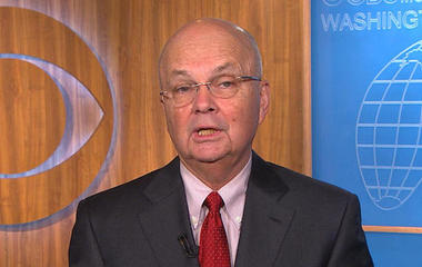 Gen. Michael Hayden: This could be an ugly four years