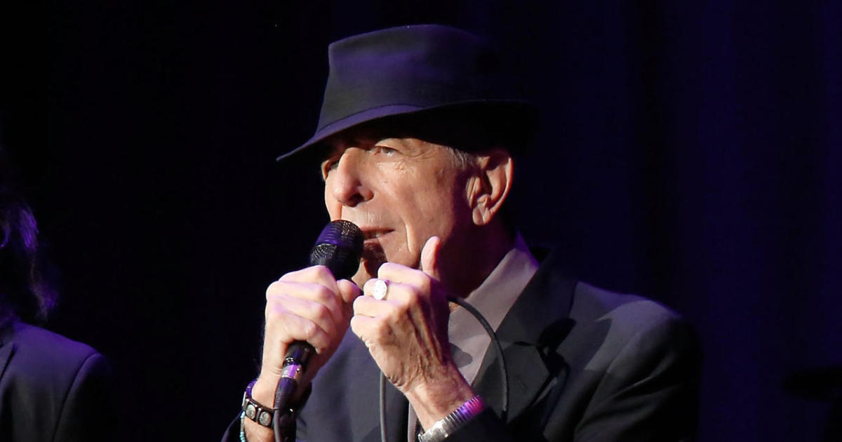 Leonard Cohen wrote a diss poem called