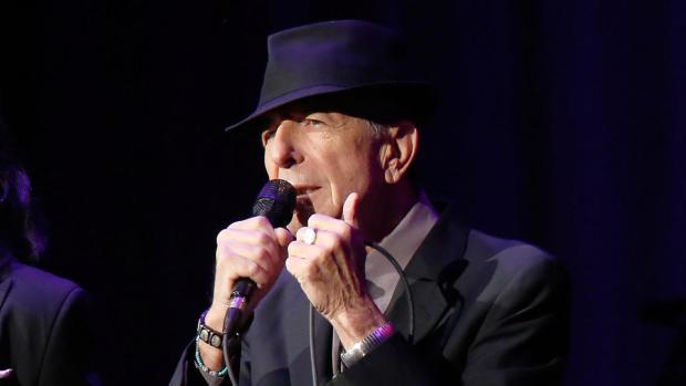 Remembering singer-songwriter Leonard Cohen, 1934-2016