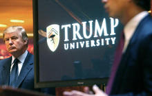 Settlement offer in Trump U lawsuit, and other MoneyWatch headlines