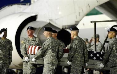 Four American soldiers dead in suicide bombing