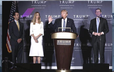 Trump's holdings could pose conflicts of interest