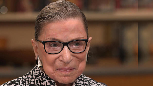 Finest Ruth Bader Ginsburg Trump Will Fill Supreme Court Vacancy Cbs News  With Bader