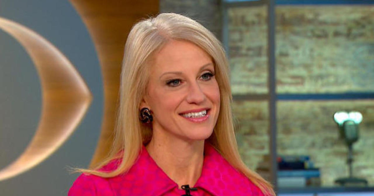Kellyanne Conway talks possible Trump Cabinet, meeting with ...
