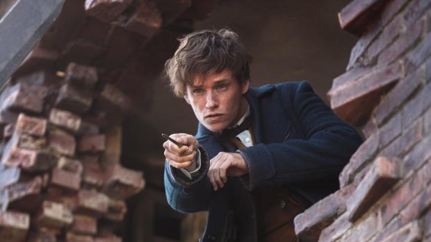 """""""Fantastic Beasts"""" star Eddie Redmayne"""