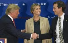 Will Trump appoint son-in-law to White House post?