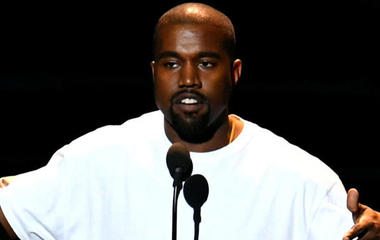 Rapper Kanye West hospitalized after canceling tour
