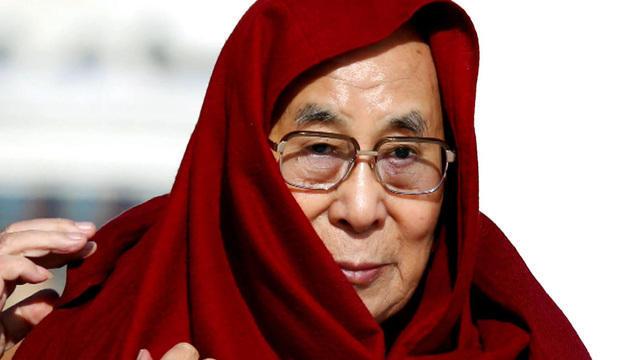 Dalai Lama Has No Worries About President Donald Trump Running Us Cbs News