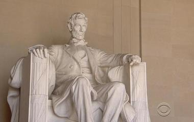 Donor breathing new life into Lincoln Memorial