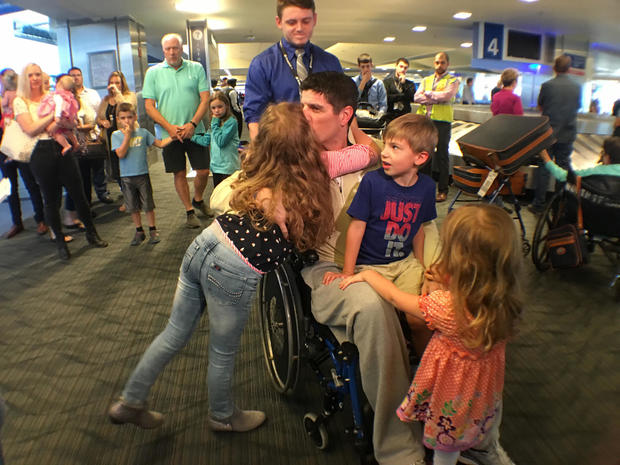 Brussels bombing survivor Sebastien Bellin's road to recovery