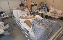 Brussels bombing survivor Sebastien Bellin's road to recovery