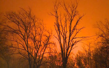 At least four killed in deadly Tennessee wildfires