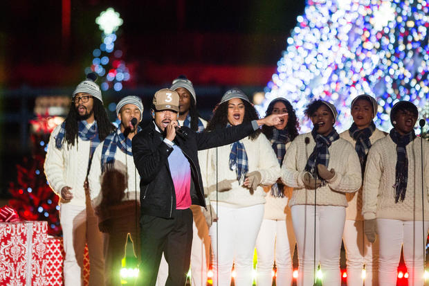 2016 National Christmas Tree Lighting