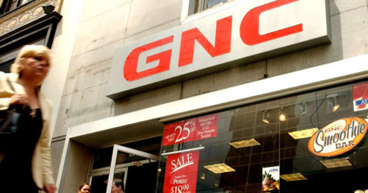GNC files for bankruptcy and will close up to 1,200 stores