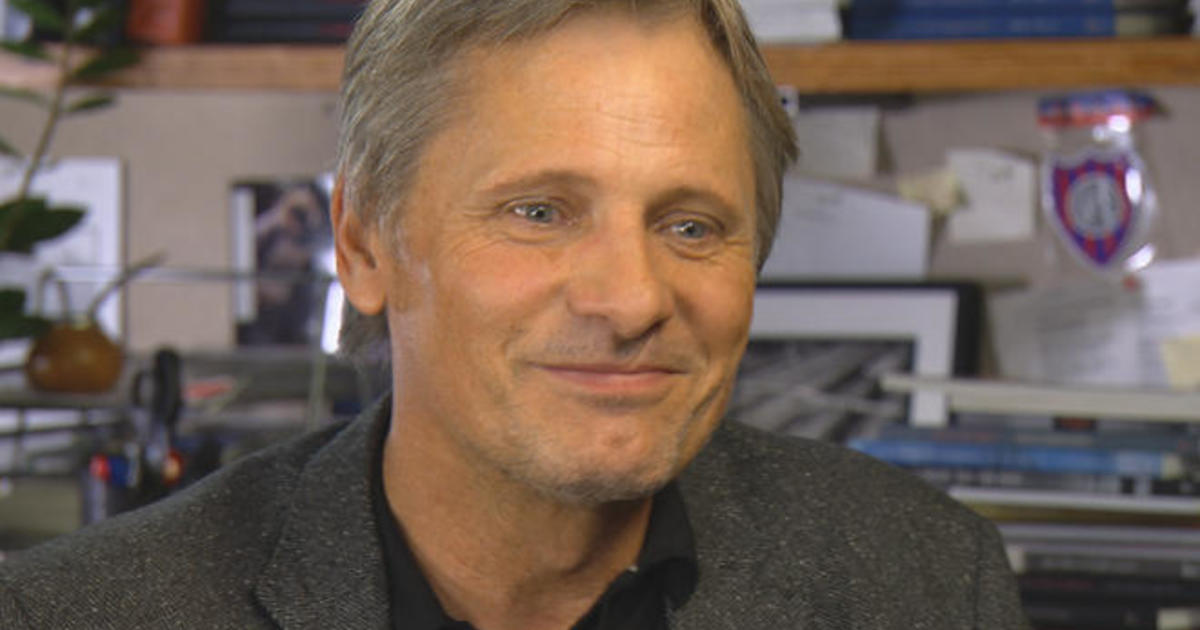Viggo Mortensen Lord Of The Rings Interview
