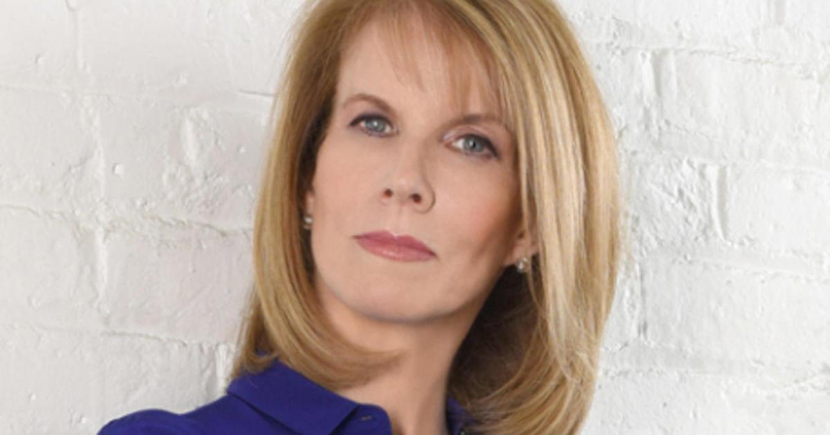 Erin Moriarty CBS News