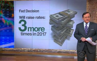 Federal Reserve announces interest rate hike