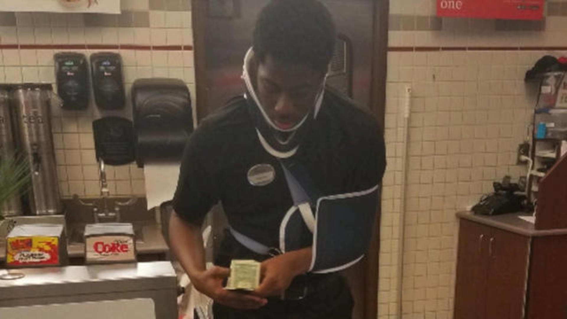120 Chan Porn viral photo of dedicated teen leads to gofundme