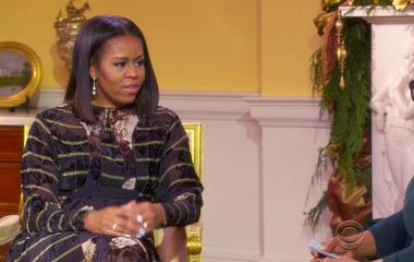 Michelle Obama discusses race and labels with Oprah