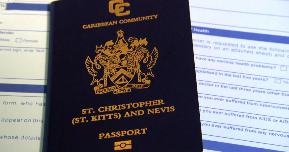 Passports For Sale Cbs News