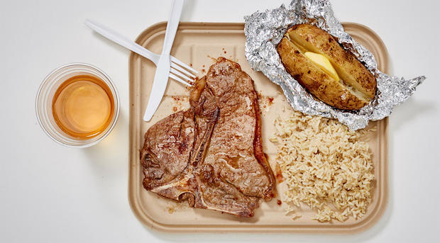 Last meals of 2016's death row inmates
