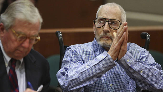 Timeline: Inside the Robert Durst case