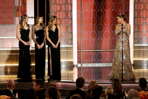 Golden Globes 2017 highlights