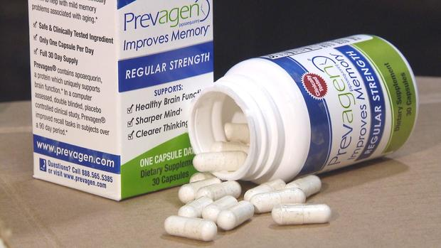 Prevagen supplement maker gets sued by government agencies