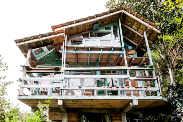 8 homes made from recycled materials