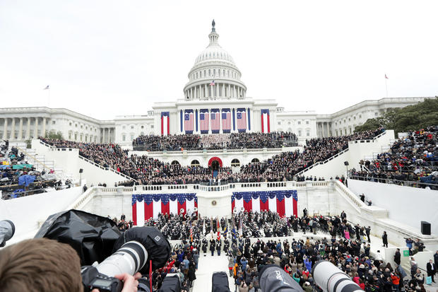 Inauguration of Donald Trump